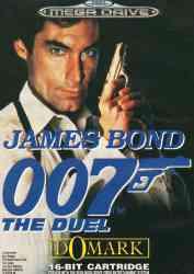 5022231220748 7 James Bond the Duel (Domark) FR MD