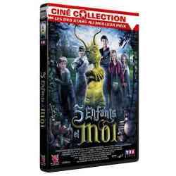 3512391612221 5 Enfants Et Moi FR DVD