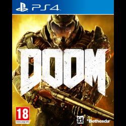 5055856408925 Doom FR PS4