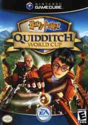 5030930034382 harry potter quidditch world cup FR NGC