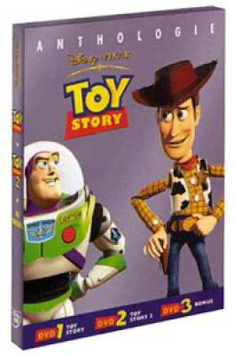 8711875919343 Toy Story 2 FR DVD