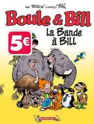 5510102542 Boule Et Bill La Bande A Bill BD