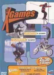 828767368597 XGames Winter Games Summer Games FR DVD