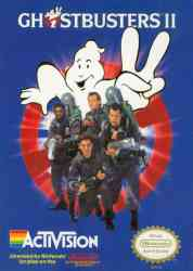 5510102635 Ghostbusters 2 FR NES