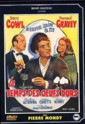 3330240073579 Le Temps Des Oeufs Dur (Darry Cowl) FR DVD
