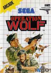 4974365634391 operation wolf FR Sega master sytem