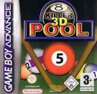 5060034552895 8 Killer 3D Pool FR GB