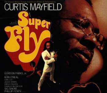 19011200224 Mayfield Curtis Super Fly CD