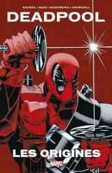 9782809453348 Comics Marvel Deadpool Les Origines BD