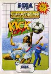 5013442537466 Super Kick Off FR Sega Master System MS