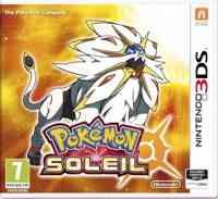 45496473365 Pokemon Sun (soleil) FR 3DS