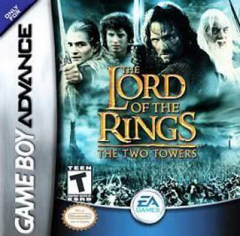 5510102982 Lord Of The Ring Two Towers FR GB