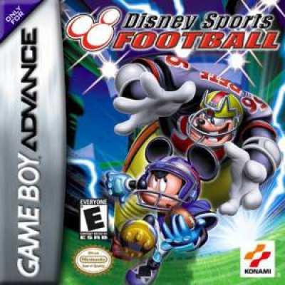 5510102984 Disney Sports Football FR GB