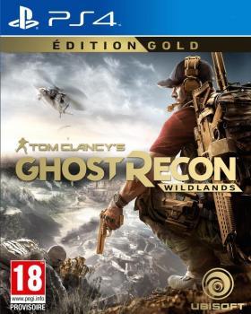 3307215964774 Ghost Recon WildLands Edition Gold FR PS4