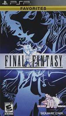 5021290050099 FIinal Fantasy FR PSP