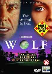 8712609984323 Wolf ( Jack Nicholson Michelle Pfeiffer) NL/FR DVD