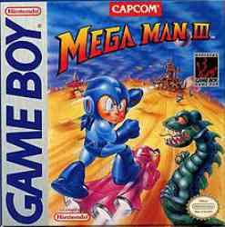 5510103055 Megaman 3 III FR GB