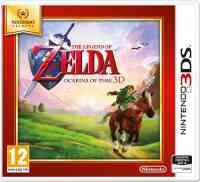 45496472641 Zelda Ocarina Of Time 3D - SELECT FR 3DS