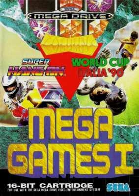 5510103202 Mega Games 1 MD