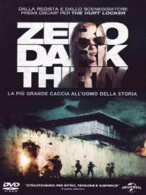 8716777947852 Zero Dark Thirty FR DVD