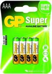 4891199000058 Piles GP BATT. AAA LR03 ALK SUPER/ 4