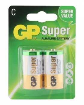 4891199000010 Piles GP BATT. C2 AA ALK SUPER / BL2