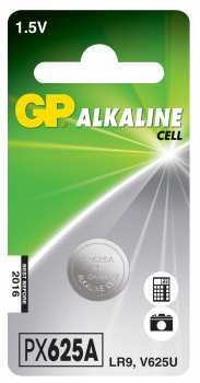 4891199003820 Piles GP PX625A LR9 ALKALINE 1.5V