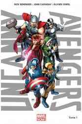9782809436280 Comic Marvel Uncanny Avengers Vol 1 Nouvel Union BD