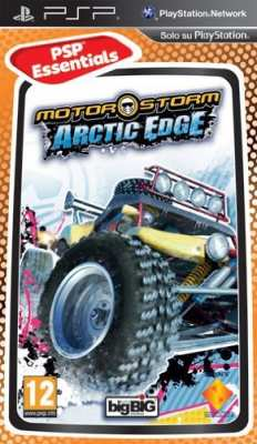 711719153993 Motor Storm Arctic Edge FR PSP