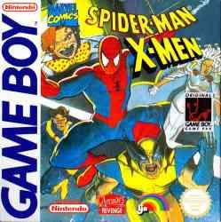 5510103366 Spider-man X-men FR GB
