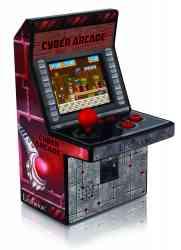 3380743048604 Lexibox Cyber Arcade 240 Games