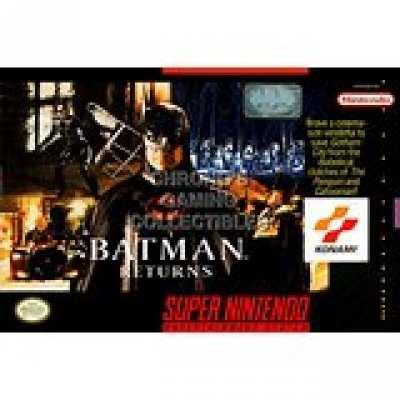 83717150084 Batman Returns FR SNES