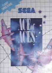4974365634544 ce Of Aces FR Sega MS