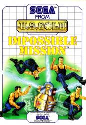5013442551875 Impossible Mission Sega MS