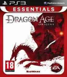 5030943111063 Dragon age origins Essentials Edition FR PS3