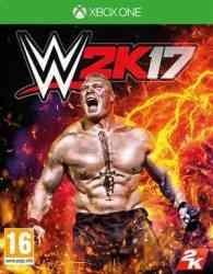 5026555358514 WWE 2K17 FR XBone