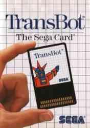 5510103522 Transbot The Sega Card Sega Master System MS