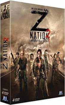3475001050366 Z Nation Integrale Saison 2 FR DVD