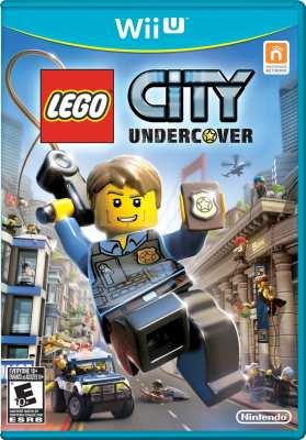 45496331597 Lego City Undercover FR Wii U