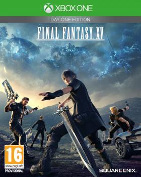 5021290073104 Final Fantasy XV FR Xbone