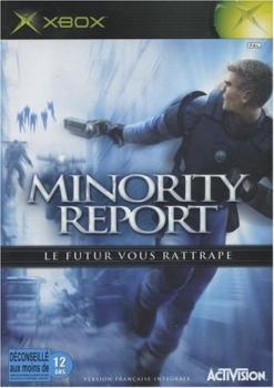5030917018428 Minority Report Le Futur Vous Rattrape XBOX FR