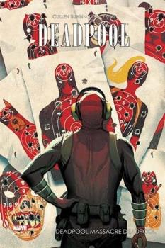 9782809453317 Comics Marvel Deadpool Massacre Deadpool BD