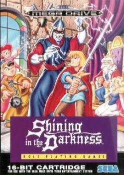 4974365613105 Shining In The Darkness Mega Drive