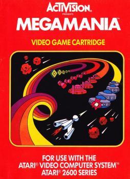 5510103647 Megamania Atari VCS 26