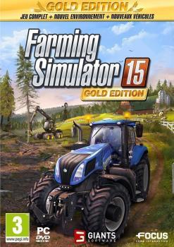 3512899115132 Farming Simulator 2015 Edition Gold FR PC