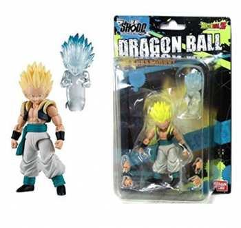 9800000155417 Figurine Dragon Ball Z Shodo Vol 3 Gotenks + Ghost