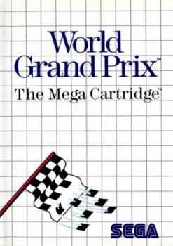 5510103654 World Grand Prix FR sega master system ms