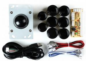 65543208 Kit 1 Joueur Arcade Stick + Boutons Black+ Controlleur PS3-Raspberry-P