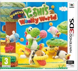45496474560 Poochy Yoshi Wooly World FR 3DS