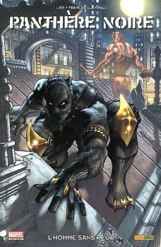 9782809422412 Comics Marvel Panthere Noire L Homme Sans Peur BD